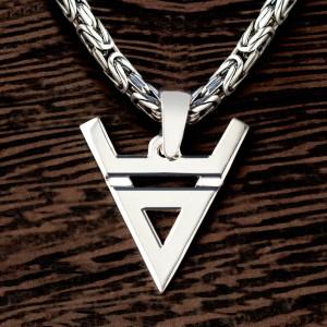 Амулет Велеса серебро